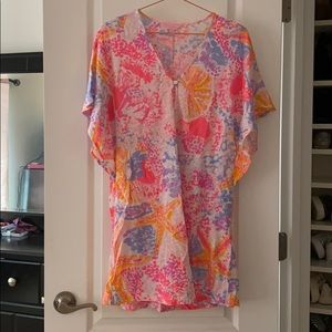 Lily Pulitzer Ballete Cover Up